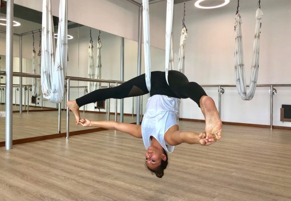 Antigravity Barre